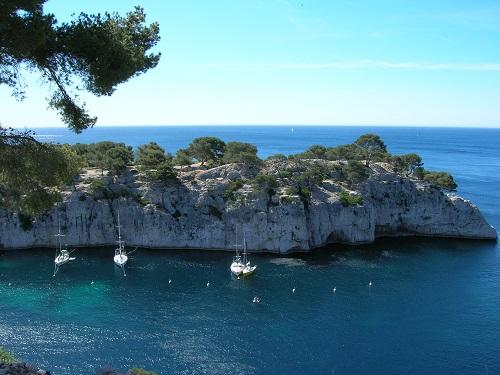 Camping marius cassis et les calanques cote bleue provence - Distance entre marseille et salon de provence ...