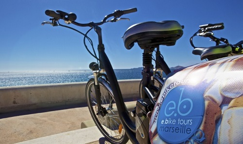 E bike Tours Marseille