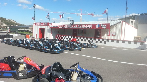 Karting Le Rove