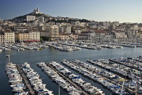 Camping marius vieux port de marseille cote bleue provence - Distance entre marseille et salon de provence ...